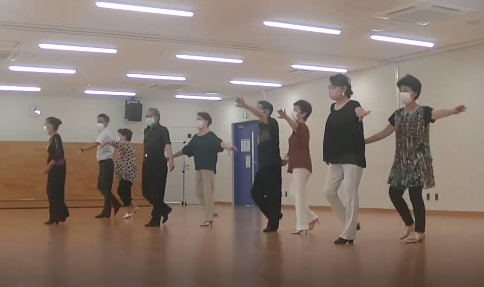 東大阪社交舞踏連盟(アザミダンスサークル)